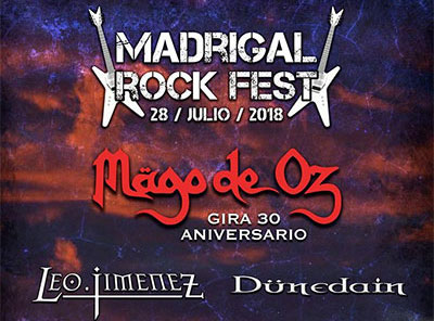 Madrigal Rock Fest 2018